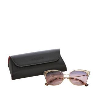 Valentino Cat Eye Rockstud Sunglasses