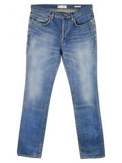 Mackintosh Straight Selvedge Denim Jeans