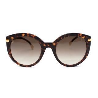 Louis Vuitton Charlotte monogram canvas arm sunglasses