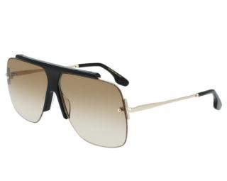 Victoria Beckham VB627S Square Aviator Sunglasses