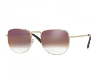 Valentino VA2012 Pink/Brown Square Sunglasses