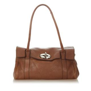 Mulberry Small Oak Bayswater Shoulder Bag