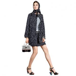 Dolce & Gabbana Marina Collection Polka Dot Jacket