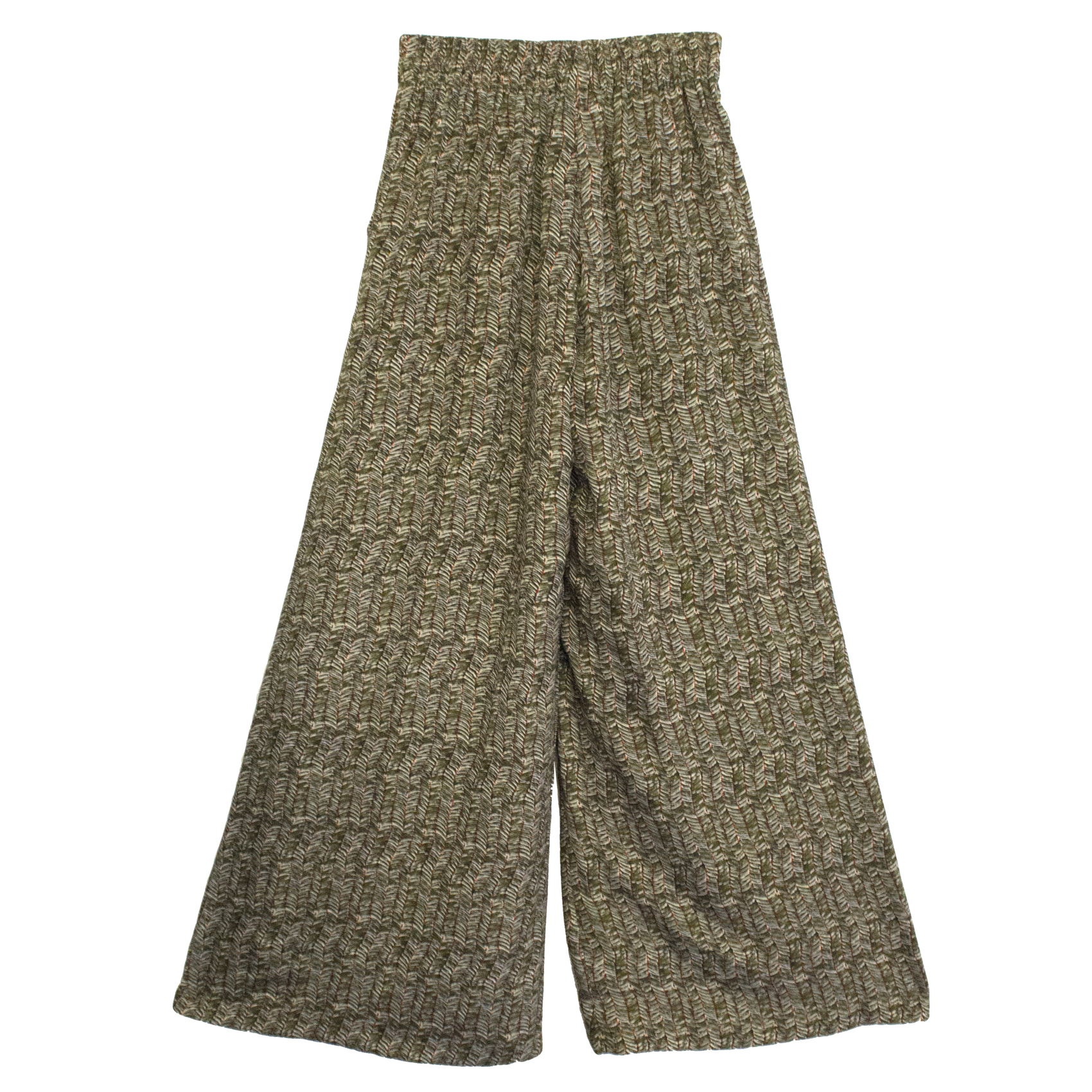 Edme & Esyllte patterned trousers