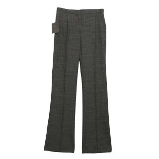 Donna Karan Wool Trousers