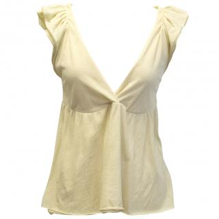 Vanessa Bruno Cream Top