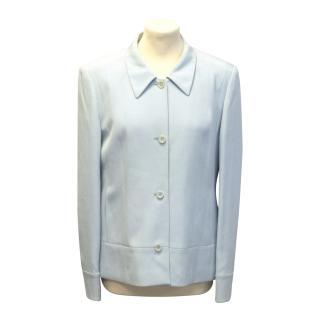 Episode Light Blue Short Jacket