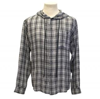 Friedrich Gray Check Jacket