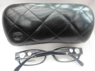 CHANEL Camelia reading glasses- new