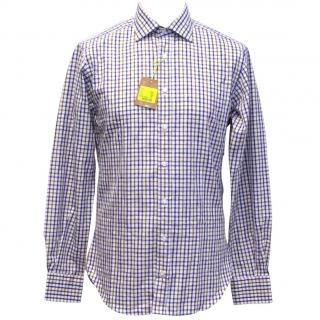 Etro Checkered Shirt