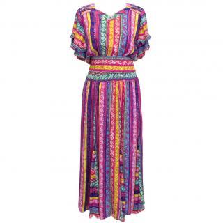 Kanga Collection beautiful midi dress