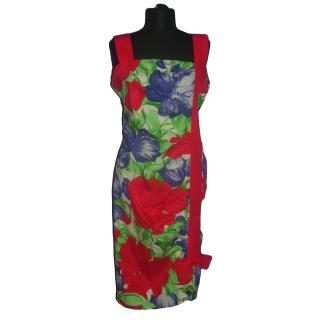 Pierre Balmain Floral Dress
