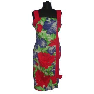 Pierre Balmain Floral Dress