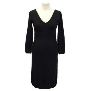 TSE Black Cashmere Dress