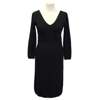 TSE Black Cashmere Dress