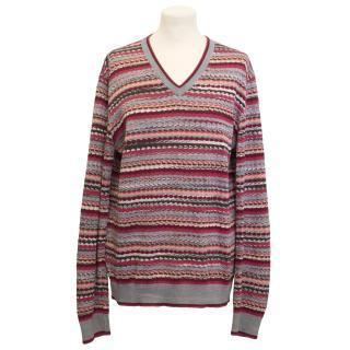Missoni Patterned Sweater