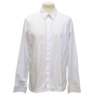 Kris Van Assche White Shirt