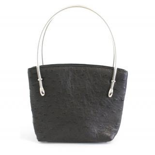 Topset by Lorenzi Black Bag