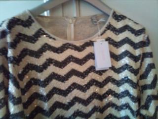 J Crew Sequin Dress XL UK Size 16