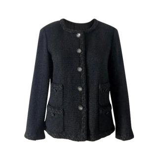 "Chanel ""The Little Black Jacket"" jacket 2011 collectors 38"