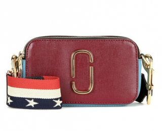 Marc Jacobs Colourblock Snapshot Camera Bag