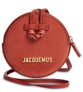 Jacquemus Le Pitchou Crossbody Coin Purse