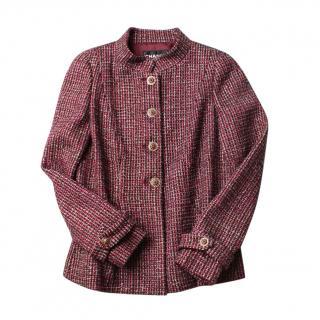Chanel Paris/Bombay Lesage Tweed Jacket