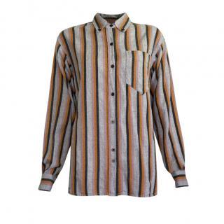 Isabel Marant Etoile Striped Shirt