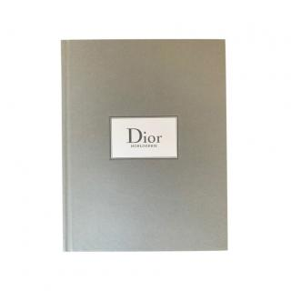 Dior watches collection coffee table book