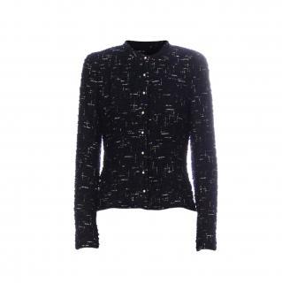 Chanel Lurex Woven Lesage Tweed Jacket