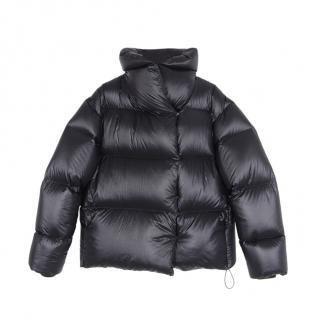 Fillipa K Black Down Soft Sport Puffer Jacket