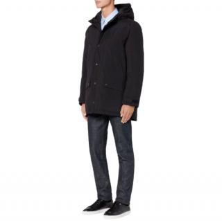 Mackintosh Black eVent Hooded Down Jacket
