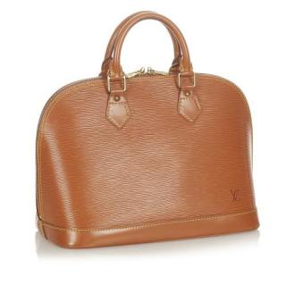 Louis Vuitton Epi Leather Alma PM
