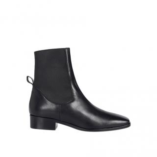 ATP Atelier Vernazza Black Leather Ankle Boots