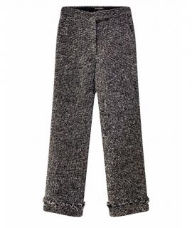 Chanel Boucle Tweed Coco Gabrielle Pants