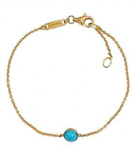 Piaget 18kt Rose Gold Possession Turquoise Bracelet
