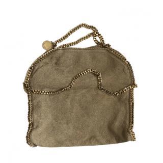 Stella McCartney Beige Falabella shoulder bag