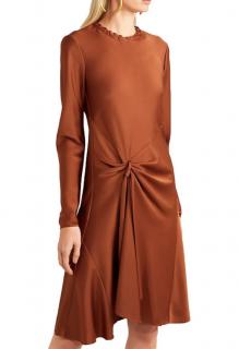 Chloe Copper Knot Front Dress