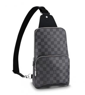 Louis Vuitton Damier Graphite Avenue Sling Bag