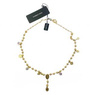 Dolce & Gabbana Maria Charm Necklace