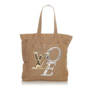 Louis Vuitton LoVe Mirror MM Tote Bag