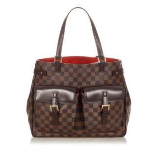 Louis Vuitton Damier Ebene Uzes Tote Bag