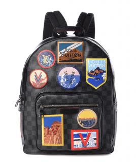 Louis Vuitton Damier Graphite Alps Josh Backpack