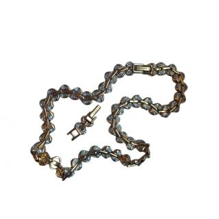Nina Ricci Vintage Crystal Necklace