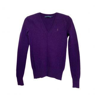 Ralph Lauren Blue Label Merino Wool Jumper