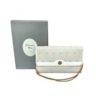 Christian Dior Vintage Honeycomb Shoulder Bag