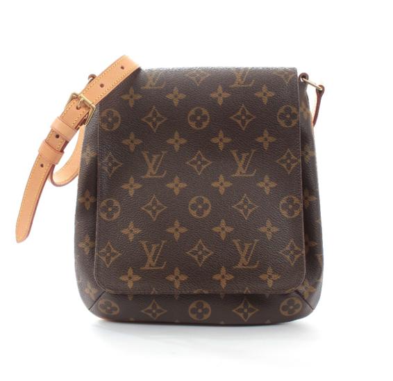 Louis Vuitton Monogram Musette Salsa Crossbody Bag