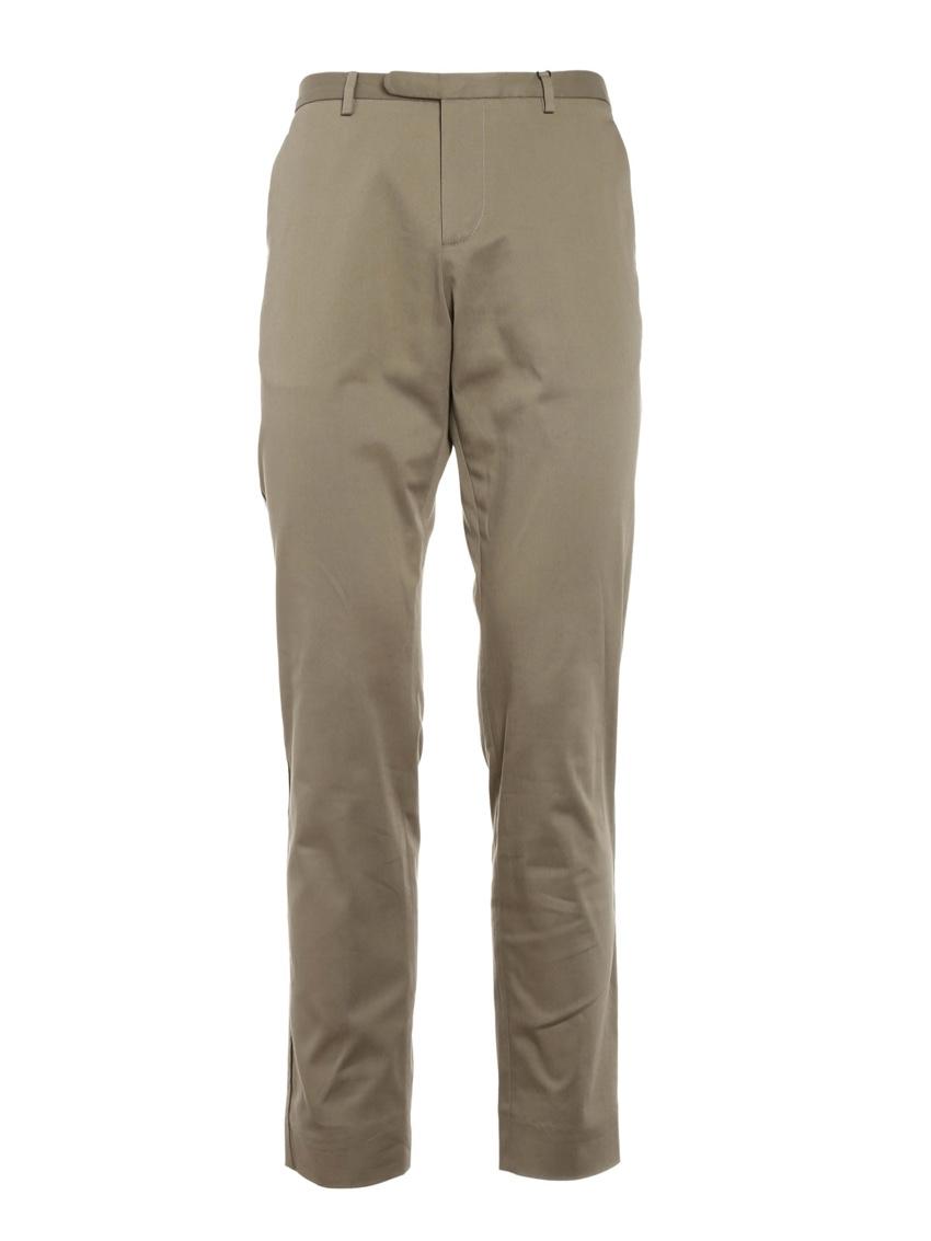 Gucci Stretch Garbadine Web Trousers