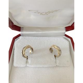 Cartier 18kt Gold Trinity de Cartier Earrings