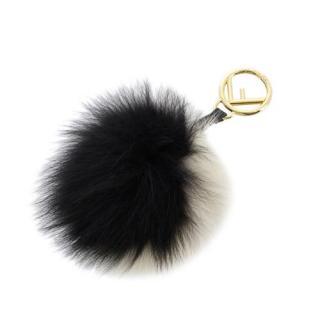 Fendi Fur Pom-Pom Bag Charm